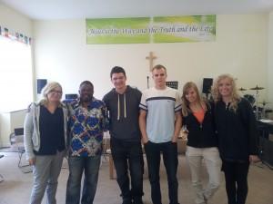 Danish Team