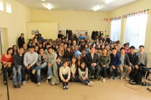The 7th Baptismal Service