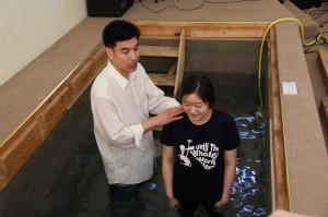 10th Baptism