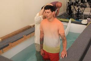 Vincent Baptism
