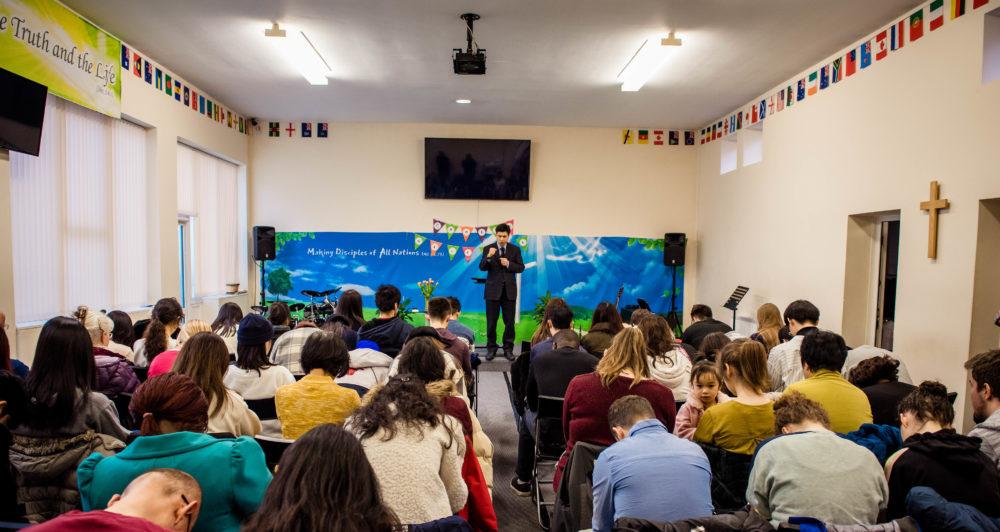 Cardiff International Church